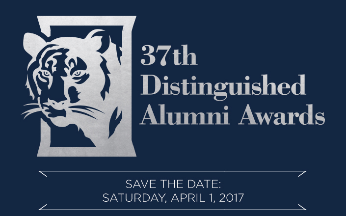 Save the Date: 2017 Distinguished Alumni Awards