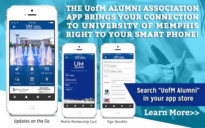 Download the UofM Alumni App!