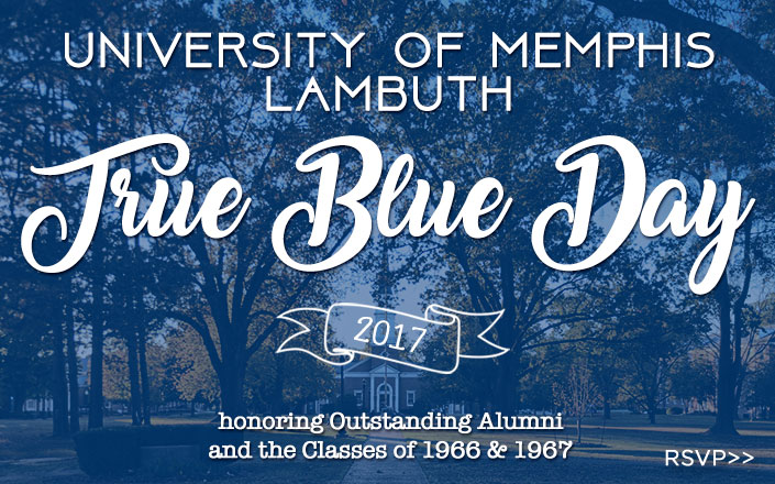 UofM Lambuth True Blue Day: March 25