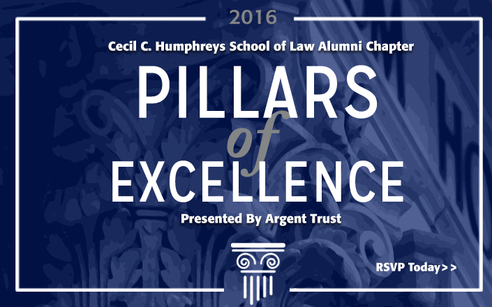 Law Alumni PIllars of Excellence: Saturday, August 20