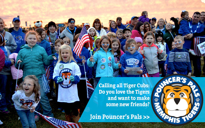 Kids Under 12: Join Pouncer's Pals!